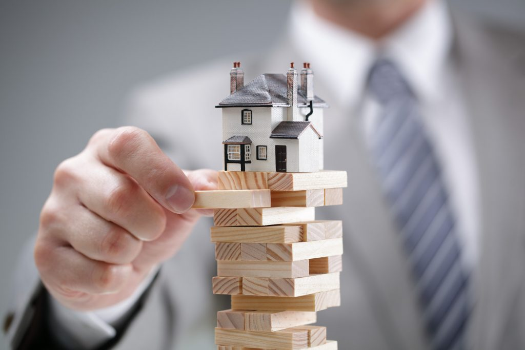 Borrowers with a poor credit rating have less mortgage loan options